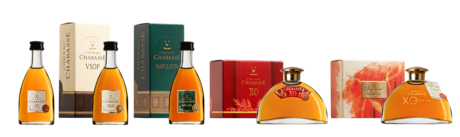 miniatures chabasse